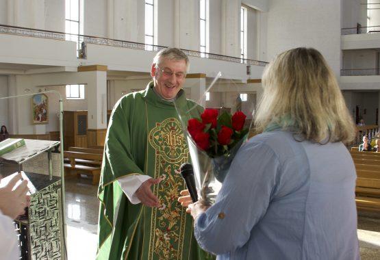 Klebono Vlado Gedgaudo 25-metų kunigystės jubiliejus
