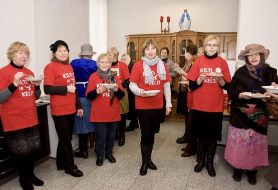 Caritas Užgavėnių šventė '2018