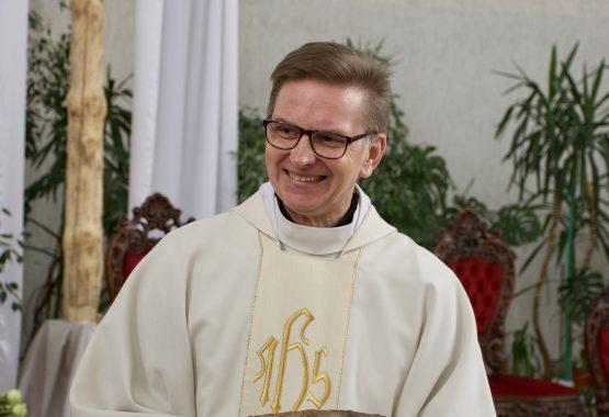 Kun. Romualdo Vėlavičiaus 30-ies metų kunigystės jubiliejus