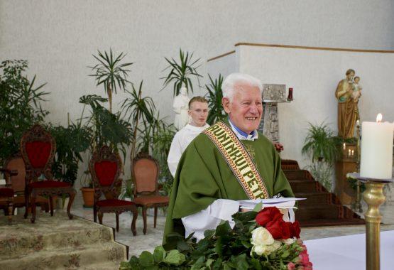 Kan. Petro Merliūno 80 m. jubiliejus